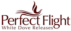 Perfect Flight White Dove Releases | 800-876-5242